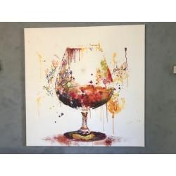 Tableau poissons