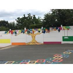 Portrait lolypop